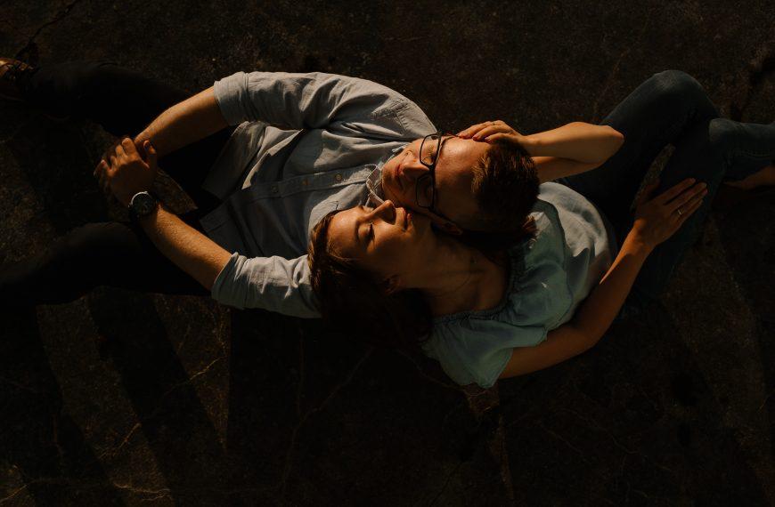 Sesja przedślubna – Agata i Daniel
